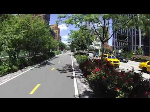 Biking NYC: Hudson River Greenway pt 1