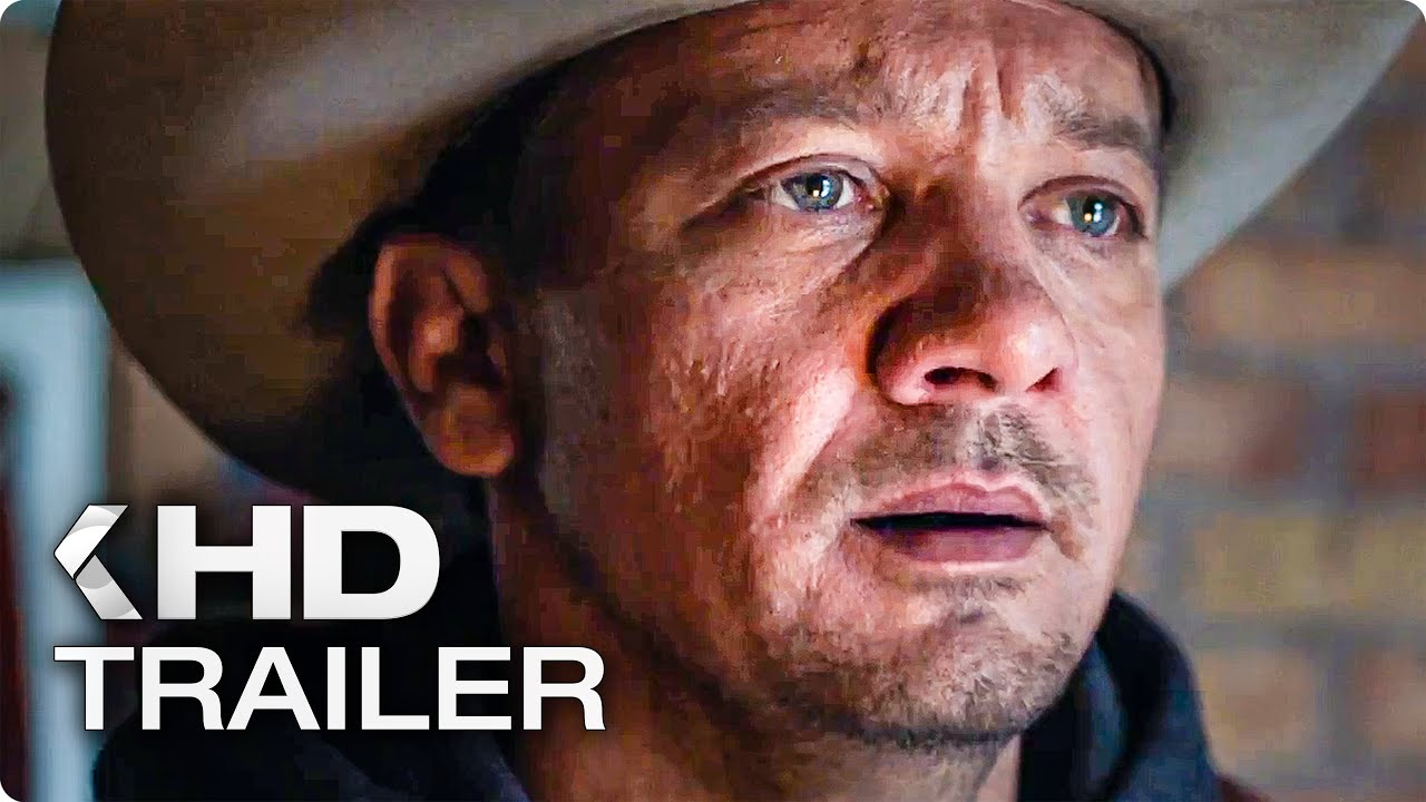 WIND RIVER Trailer (2017)