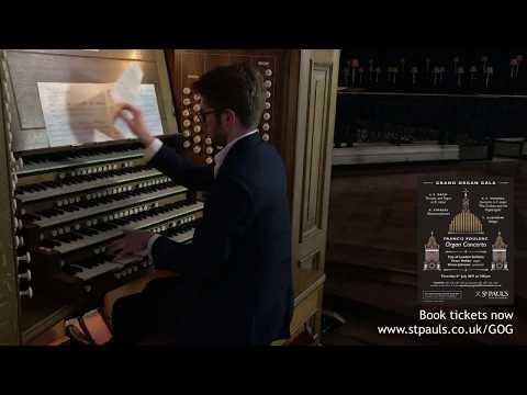 Albinoni Adagio in G minor - St Paul's Cathedral