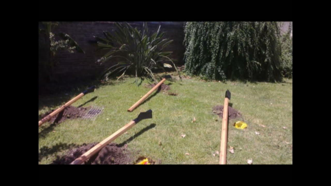 Como hacer tu propio gazebo youtube - Como construir un tejado ...