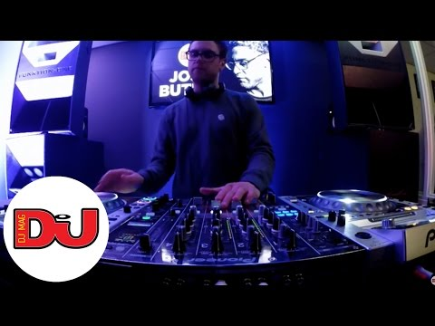 Josh Butler LIVE from DJ Mag HQ