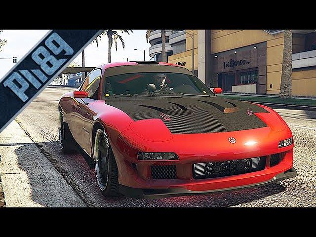 LOS SANTOS TORETTO | GTA Online (The Bank Contract, ECU Job)