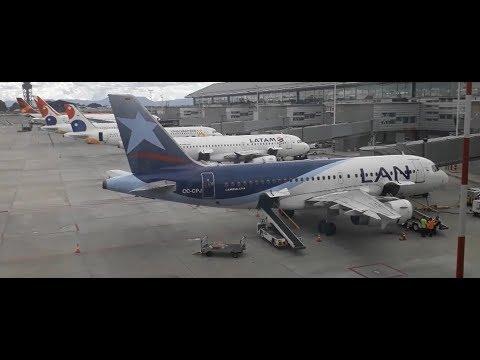 FULL FLIGHT | Latam Airlines (ECONOMY) | Bogotá - Bucaramanga | Airbus A319