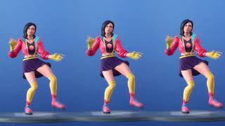 FORTNITE GET FUNKY EMOTE DANCE 10 HOURS