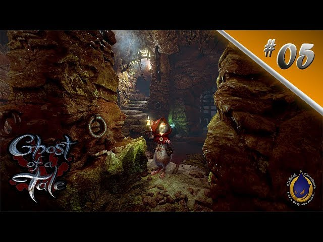 RÜSSELSAUGER IM KANAL 🐭 Let's Play GHOST OF A TALE #05
