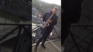 �������� ���� Dinant, the house of Adolphe Sax ������
