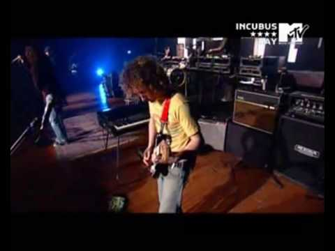 incubus -nowhere fast mtv milan