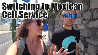 Cell Phone Service in Mexico