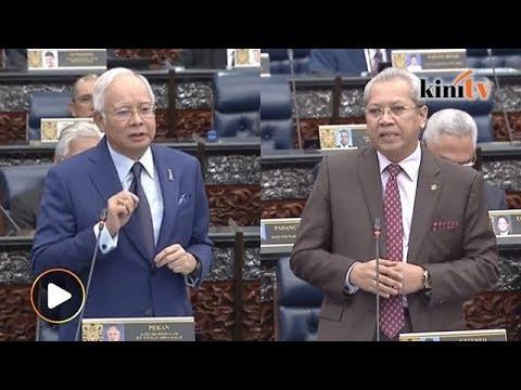 Hampir kecoh ucapan Najib di Parlimen, Annuar Musa hanya bergurau - Sekilas Fakta 26 Julai 2018