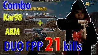 Hoàn thành điều ước của bé Lâm - TOP 1 cùng RIP113 l 21 kills