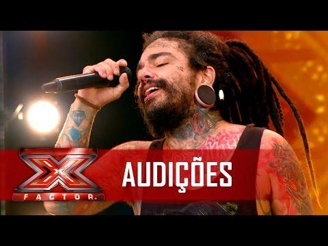 Paulo Rocha confundiu e conquistou | X Factor BR