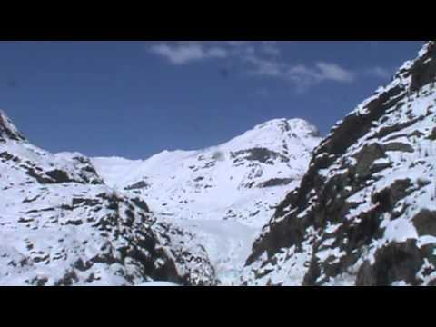 Knipple Glacier, Knipple Lake - Pretium Resources Inc. - Wildfire Creek Mine Access Road