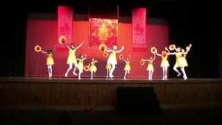 Children Dance Shake the Sun - OCPA Chinese New Year Gala 2014