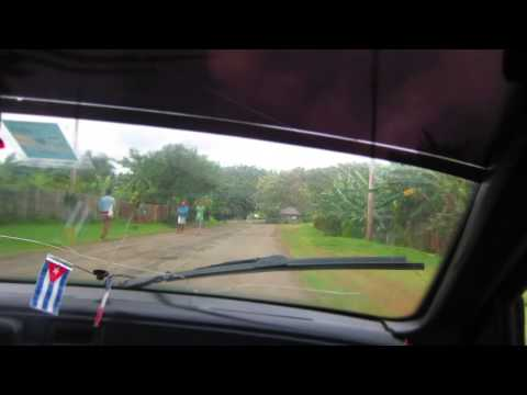 Car ride from Alejandro de Humboldt National Park to Baracoa - Time lapse - November 29, 2014
