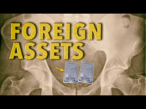 ASSETS: Caught Smuggling Gold In Rectum
