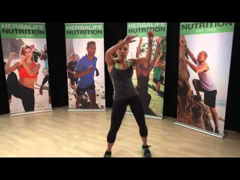 Herbalife Fit 45 Minute Workout Routine