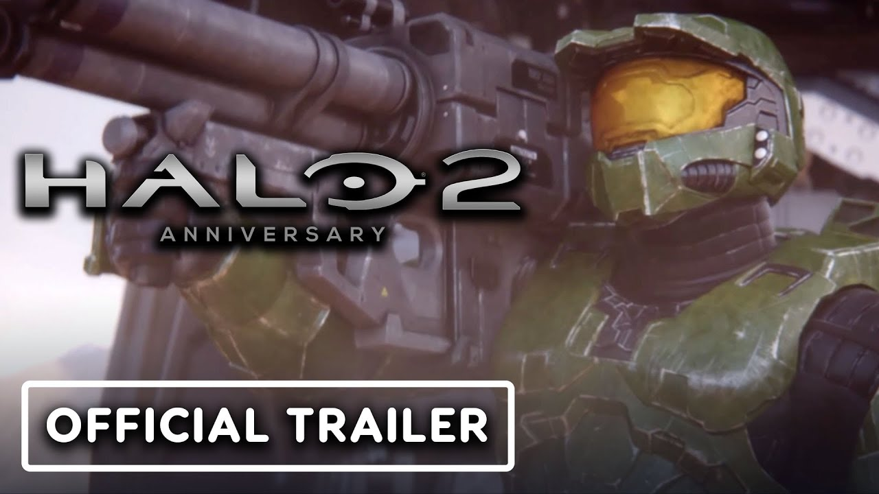 The Master Chief Collection: Halo 2 Anniversary - Official PC Launch Trailer - IGN