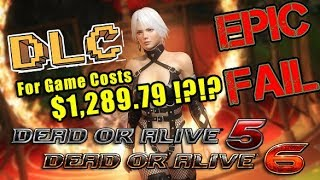 Wait, Dead or Alive costs $1,289.79!? - Angry Rant!