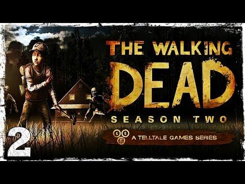 Смотреть прохождение игры Walking Dead: Season Two. # 2 - Друг человека.