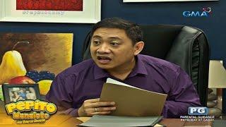 Pepito Manaloto: Pepito, naghahanap ng bagong secretary