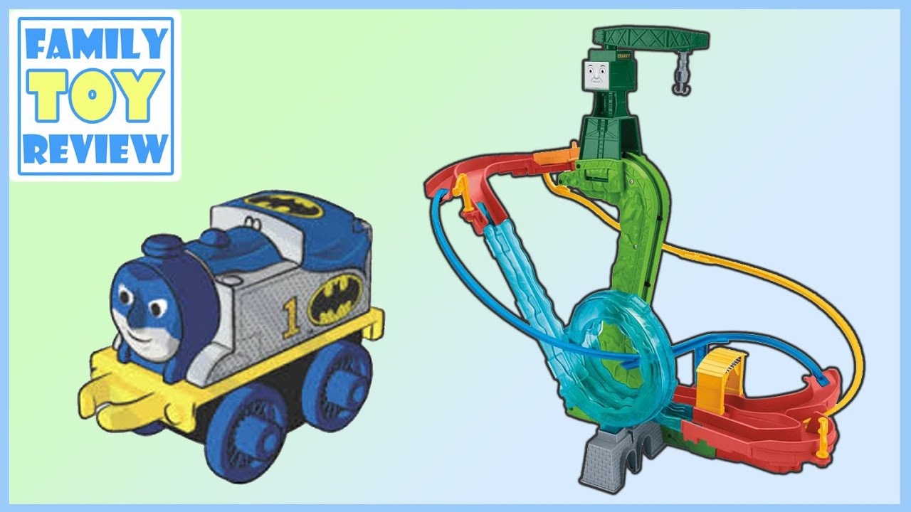 thomas and friends mini playsets gallery