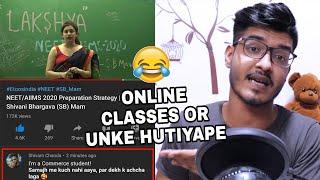 Funny Online Classes Or Unki Hutiyape || kal ka londa || bigo live