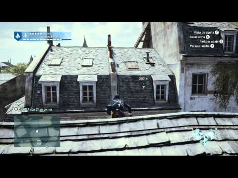 Assassins Creed Unity: Misiones del Club Social Faubourg Sai