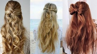 8 Easy Winter Hairstyle Ideas | Winter hairstyles |Part-3