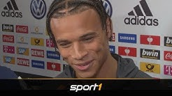 Wechsel zum FC Bayern? Sané bricht sein Schweigen | SPORT1
