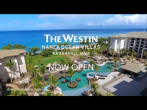 The Westin Nanea Ocean Villas in Maui - Now Open