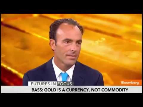 Kyle Bass comments on gold