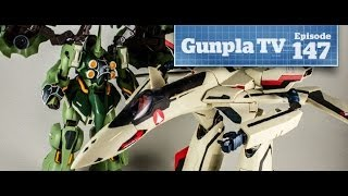 Gunpla TV - 147 - Macross Plus YF-19 Gerwalk Mode - Damashii Kshatriya - Hlj.com