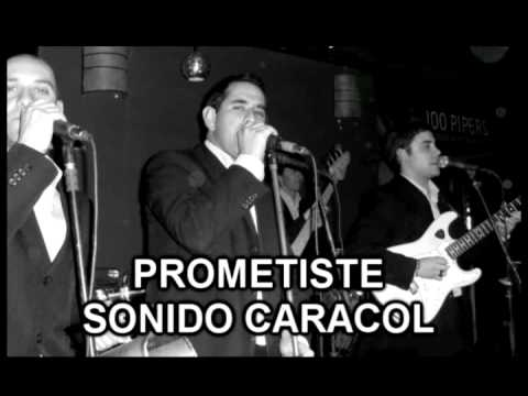 musica de sonido caracol prometiste