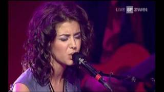 Katie Melua - What I Miss About You (live AVO Session)