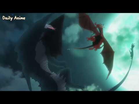 Nina VS Black Dragon  Shingeki no Bahamut: Virgin Soul