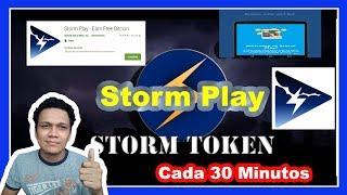Storm Play Paga Actualmente Aquí la Prueba Real