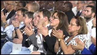 Discurso de Rafael Correa  en homenaje póstumo a Fidel Castro.