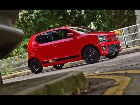 【唔飛唔知身體好】Suzuki Alto Works 5MT