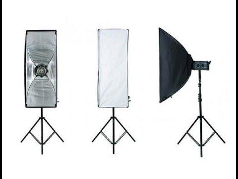 Как сделать освещение фото