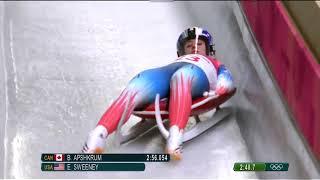 Американка Емелі Суіні випала з саней на швидкості майже 110 км/г
