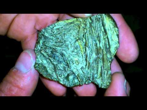 Manganese Mineral?
