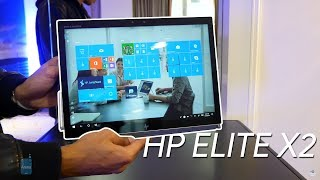 HP Elite X2 1013 G3 Hands-On