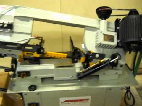 VECTRAX 7x12 Band Saw 42449