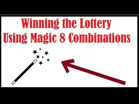Winning the Lottery using The Magic 8 Numbers (NEW SETS)