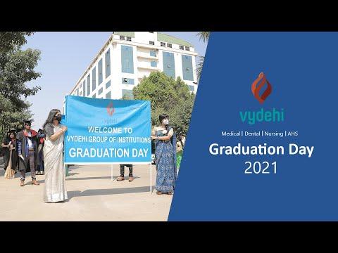 Graduation Day Full Video - Vydehi Group of Institutions, Bangalore - Medical | Dental | Nursin