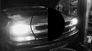 Непонятный ремонт Chevrolet Tahoe