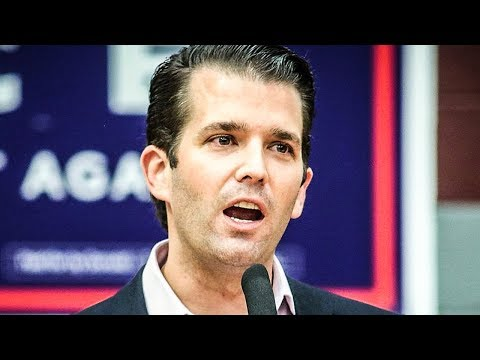 Publishers Are Rejecting Donald Trump Jr.'s Book