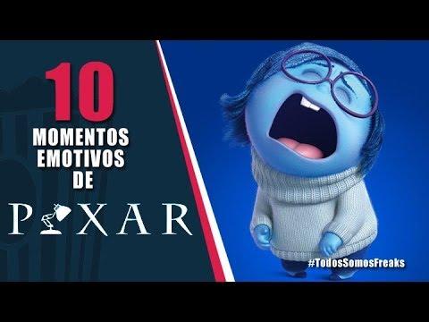 10 momentos emotivos de Pixar | Canal Freak