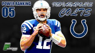 Deep Dive Into The 2019 Indianapolis Colts | Power Ranking: 5