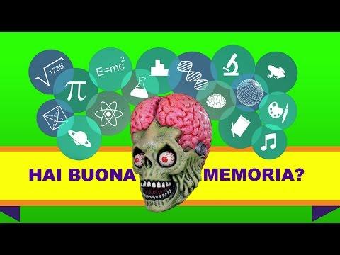 Brain Training #3 - Alleniamo la Memoria